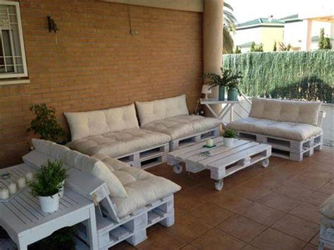 patio furniture from pallets diy outdoor patio furniture from pallets 99 pallets
