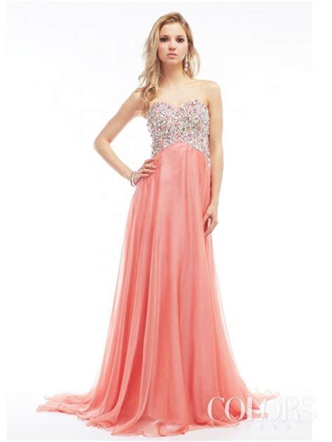 sweetheart prom dresses 2015 latest design elegant long coral prom dresses 2015
