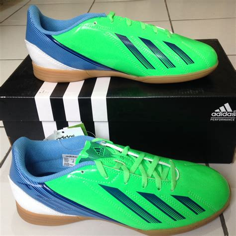 Harga Adidas F5 jual adidas f5 in j size 38 sepatu futsal sportsite