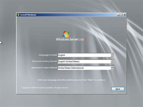 windows 2008 r2 password reset iso how to install a server core r2 domain controller the