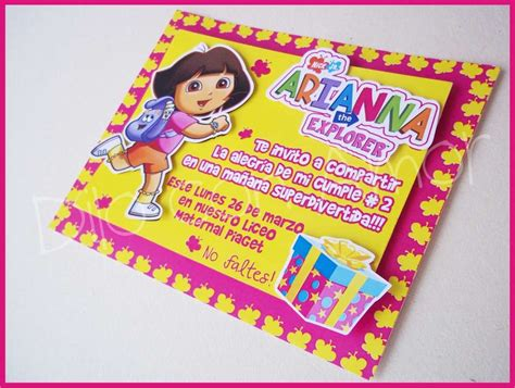 dora the explorer printable party decorations dora the explorer birthday party ideas photo 10 of 25