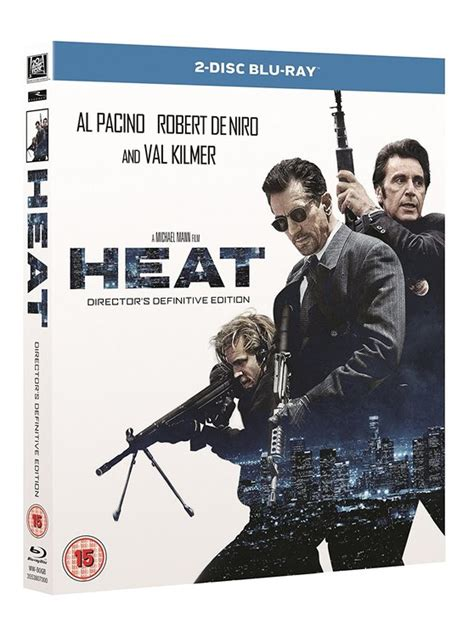 Heat Director S Definitive Edition 2 slipcover heat director s definitive edition