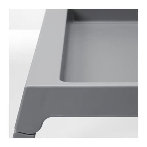 ikea bed tray klipsk bed tray grey ikea