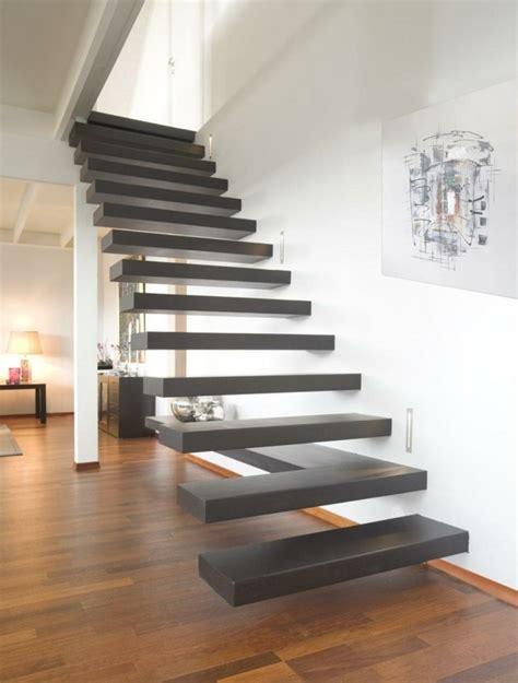 schwebende treppenstufen organische treppengestaltung l 228 sst den innenbereich