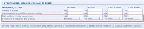 Declaration Impot Frais Reel 5347 by Vos Revenus Page 3 Cadre 1 Les Frais R 233 Els