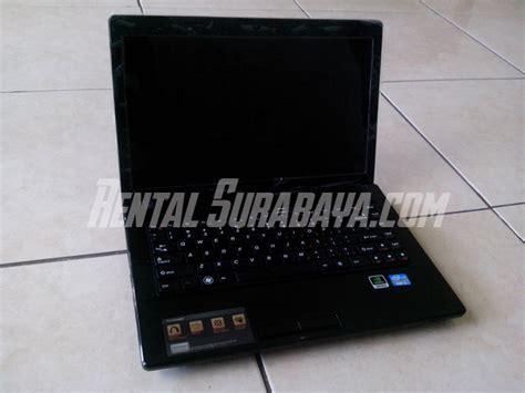 Laptop Lenovo I5 Surabaya laptop lenovo g460 i5 171 rental laptop di surabaya