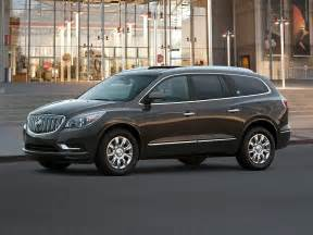 2014 Buick Suv 2014 Buick Enclave Price Photos Reviews Features