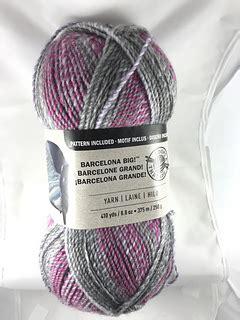barcelona yarn ravelry loops threads barcelona big