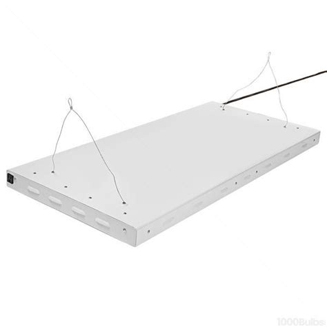 8 Ho Fluorescent Light Fixture Sun Blaze 960305 Fluorescent Grow Light Fixture