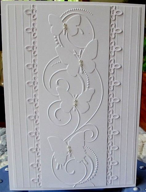 card embossing 99 best images about darice embossing folders on