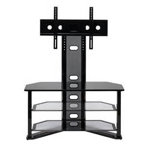 tv stands with mount z line designs madrid corner glass tv stand with