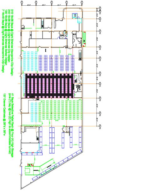 warehouse layout factors design optimization warehouse design