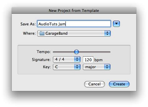 how to compose song demos in garageband part 1