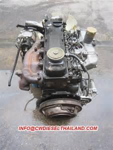 Nissan Bd25 Engine Specification Nissan Td25 Used Diesel Engine