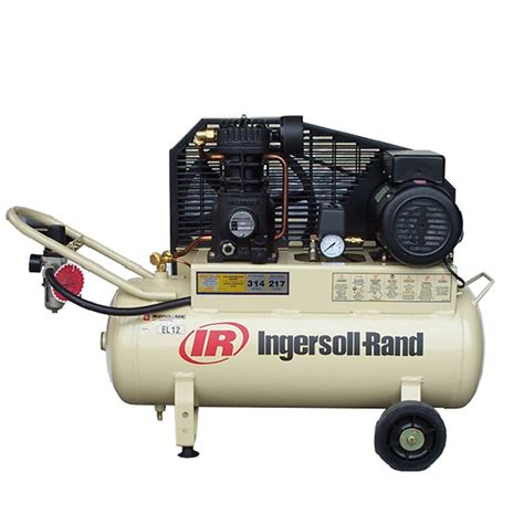 ingersoll rand compressor electric reciprocating air compressor 14cfm 15 ingersoll rand el17 caps shop