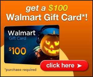 Where To Get Walmart Gift Cards - 100 walmart gift card