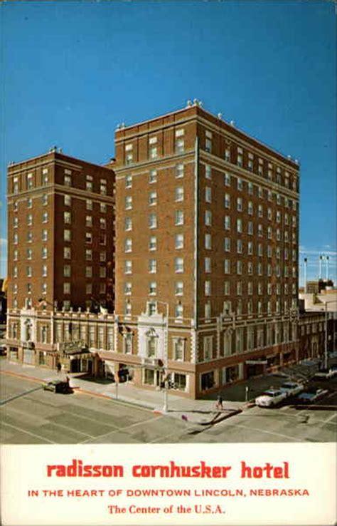 hotels in downtown lincoln nebraska radisson cornhusker hotel lincoln ne