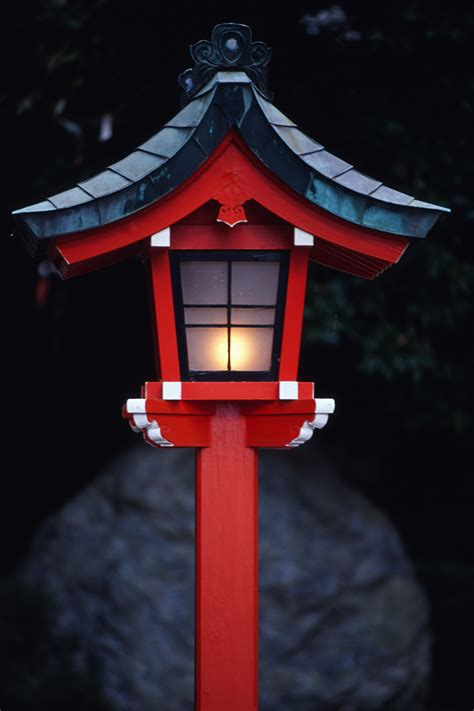 Japanese Wood Lantern Plans