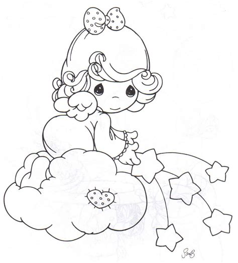 free coloring pages precious moments angels angel precious moments baby coloring pages car interior