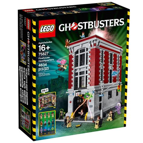 Lego 75827 Firehouse Headquarters lego forums toys n bricks