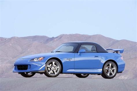 Honda S2000 Collectible Modern Collectibles Revealed 2008 2009 Honda S2000 Cr