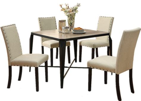 Dining Room Set With Nailheads 94 Dining Room Set With Nailhead Chairs Lanesboro