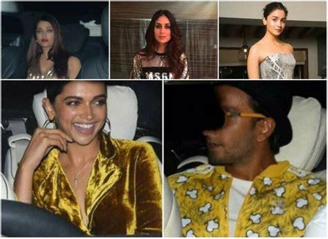 aishwarya rai ranveer singh deepika ranveer s twinning fashion disappoints kareena