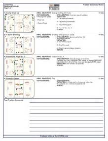 hockey practice plan template drill exchange westwood youth hockey