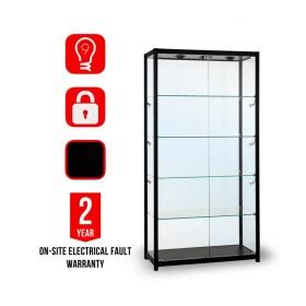 Shop Display Cabinets Uk by Trophy Cases Glass Display Cabinets Jewellery Showcases
