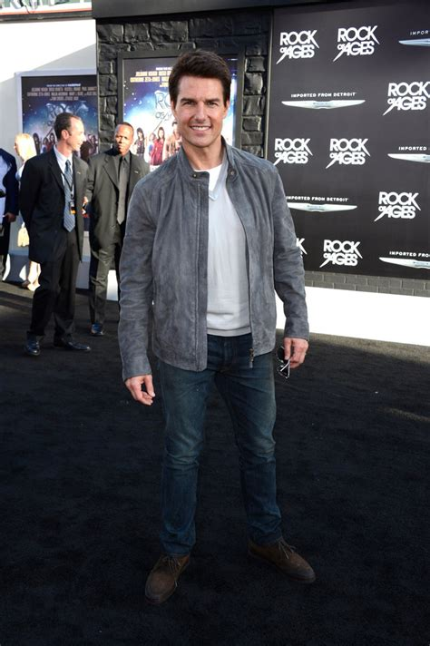 Tom Hit The Carpet by Tom Cruise Zac Efron Julianne Hough Brand And