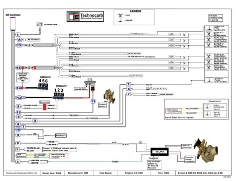 cng kit wiring diagram wiring diagram
