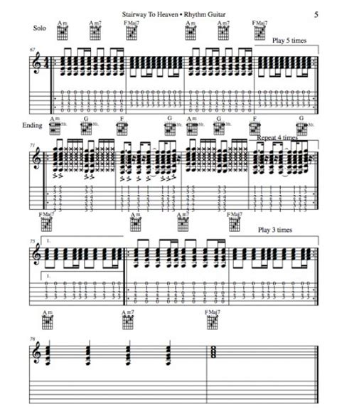 strumming pattern for line to heaven 1000 images about playing guitar on pinterest stairway