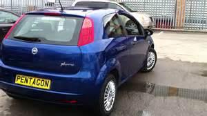 Fiat Punto Baby Blue 2007 Fiat Grande Punto 1 2 Active 3dr Blue