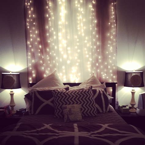 fairy lights   bedroom dream house pinterest