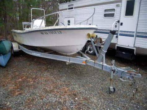 privateer bay boats for sale privateer 6 person 18ft boat with 2005 venture mdl vr