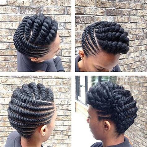recent comment on african american braid style made by tv personality 50 catchy and practical flat twist hairstyles hair