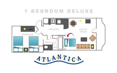 1 Bedroom Deluxe Condo Atlantica Resort