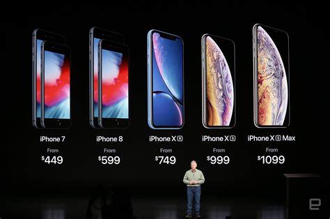 iphone xは販売終了 6s seも同様 iphone 7と8は値下げで併売 engadget 日本版