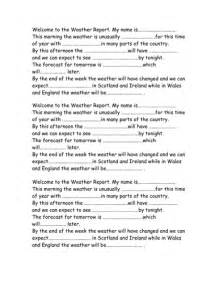 weather report template write a weather report by swite teaching resources tes