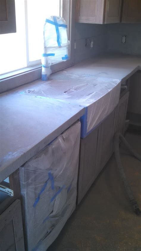 Diy Concrete Countertops Laminate by 25 Best Ideas About Concrete Countertops Laminate On