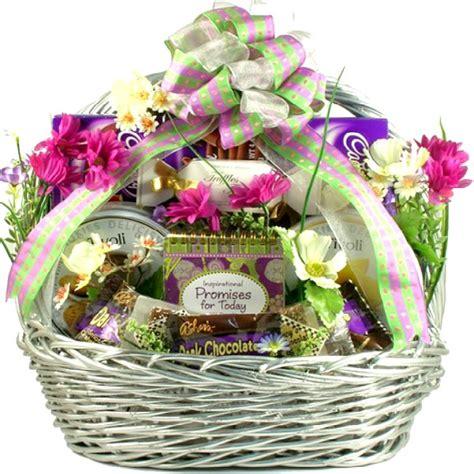 beautiful gifts of springtime springtime basket of