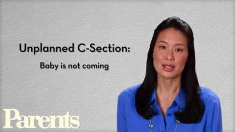 Unplanned C Section Labor Delivery Parents Youtube
