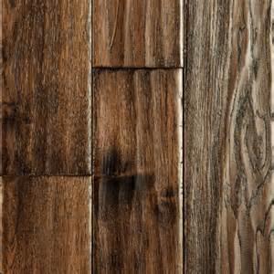 virginia hardwood floors 3 4 quot x 5 quot bell county hickory handscraped virginia mill