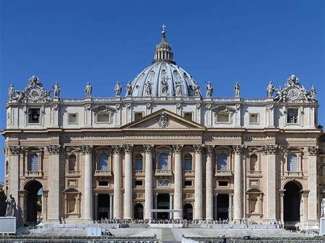 visita cupola san pietro roma basilica di san pietro di roma chiesa arte it