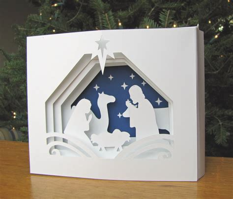 how to make a shadow box card 29 december 2014 paper and musings