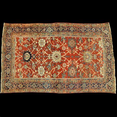 tappeti ziegler tappeto persiano antico sultanabad ziegler mahal