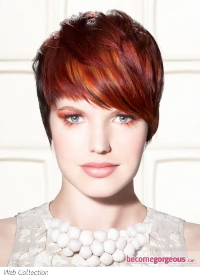 become gorgeous short hair gallery pictures pictures short hairstyles glossy short hair style