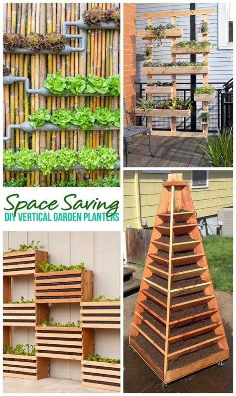 Do It Yourself Vertical Garden The Best Diy Vertical Gardens For Small Spaces