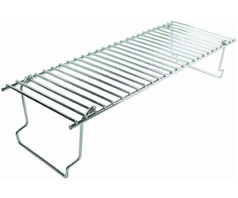 grill warming rack barbecuebible