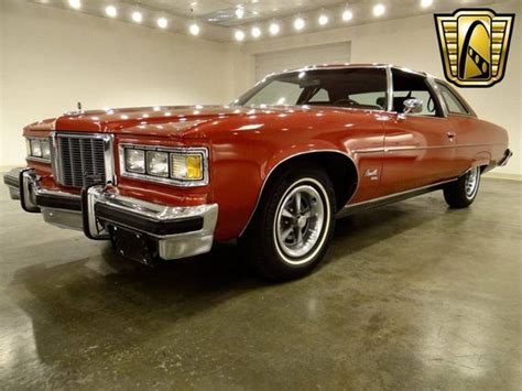 what was the last year for pontiac 1976 pontiac bonneville 2 dr 76 would be the last year